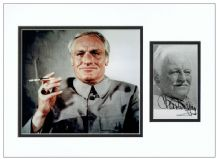 Charles Gray Autograph Photo Signed - James Bond